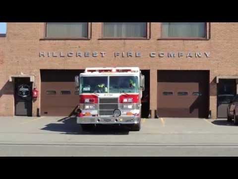 Hillcrest FD 6-1750 + *NEW* 6-Patrol 3 Responding