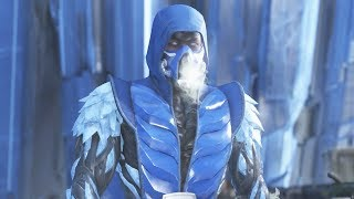Injustice 2 SUB ZERO All Premier DLC Characater Intros and Clashes
