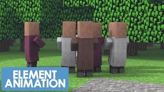 Shorts in Minecraft - Wooly the Talking Sheep (Animation)