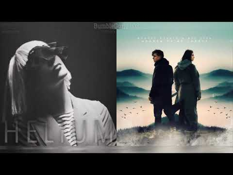 Sia, David Guetta & Afrojack / Martin Garrix ft. Dua Lipa - Helium x Scared To Be Lonely (MASHUP)