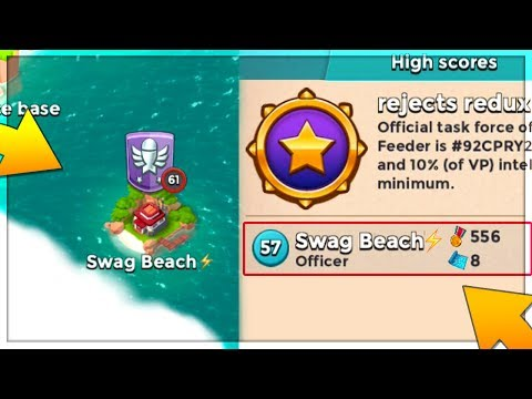 Boom Beach A TASK FORCE Member Appeared on my Map!! (Attacking/Defending Tutorial!)