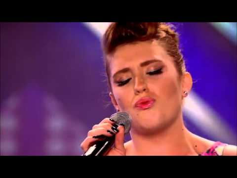The X Factor UK 2012 - Ella Henderson's audition (Missed)