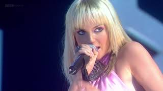 Girls Aloud - Sound Of The Underground (TOTP Live 2003)