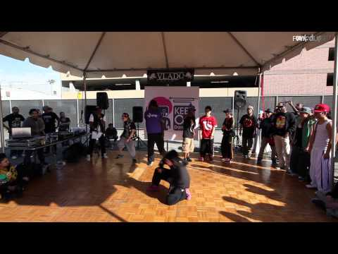 Hip Hop Top 30 Group 1 | KOD USA 2012 | Funk'd Up TV