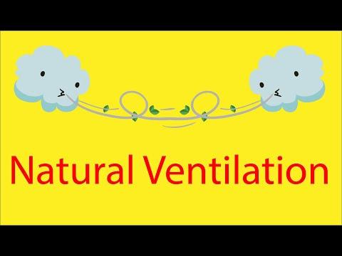 natural ventilation design