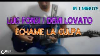 Luis Fonsi, Demi Lovato - Échame La Culpa (Guitar Cover) *Instagram*
