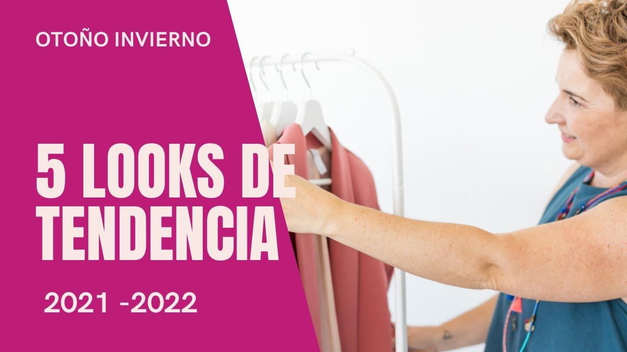 Cómo llevar las TENDENCIAS de esta temporada 5 LOOKS de otoño invierno 2021 2022