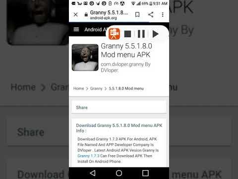 granny mod menu apk download - Myhiton