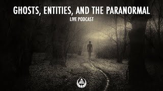 Rebel Guru Radio Live: Ghost, Entities, and the Paranormal   Rebel Guru® Radio: Episode #54