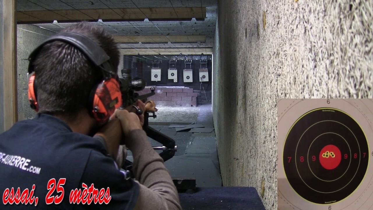 Test et présentation de la carabine CZ 457