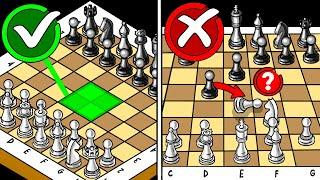 Освойте шахматы меньшечем за 10 минут