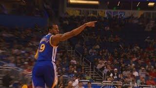 Warriors Beat Magic 94-81 to Cap 2013