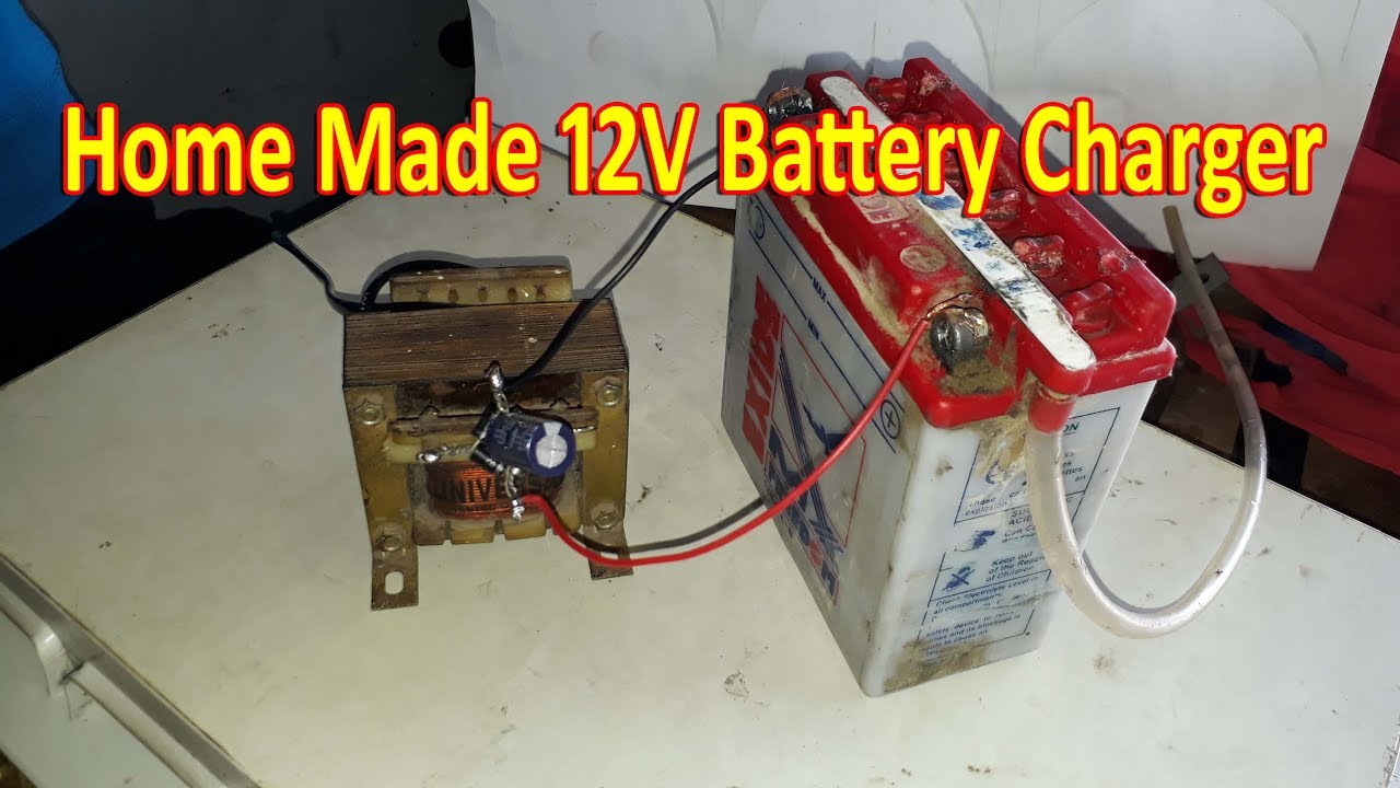 Can Car Battery Chargert