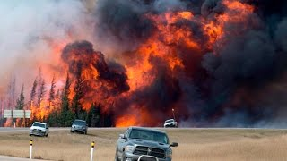 What Caused The Fort McMurray Fire?