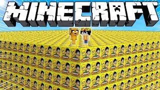 DESAFÍO CON LUCKY BLOCKS DE HORA DE MIKELLINO!! 😱 MINECRAFT MODS
