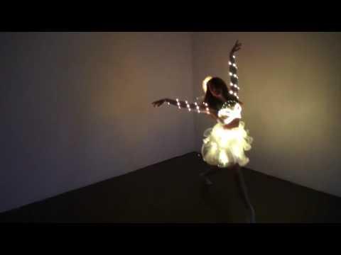 Canada  LED Ballet Dancers
