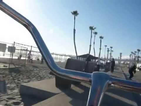 Oceanside bike ride