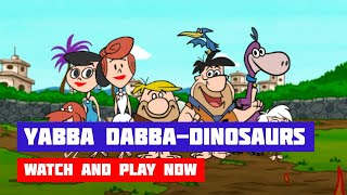 Yabba Dabba-Dinosaurs: Matching Pairs · Game · Gameplay