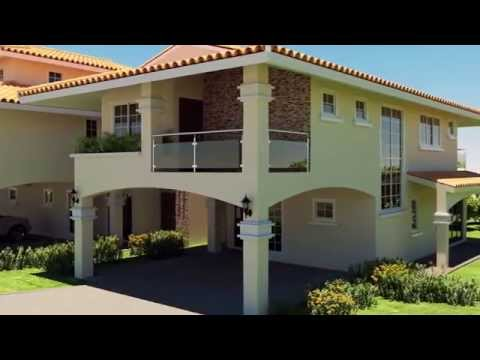 Venta de 4 casas exclusivas en howard panama pacifico panama for Techos de casas en honduras