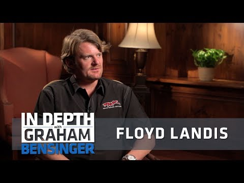 Floyd Landis: Shock, cold sweats after I was caught