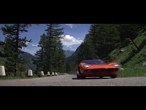 "The Italian Job 1969 intro / ""On days like these"" instrumental"