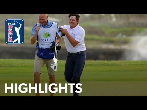 Joel Dahmen's winning highlights from Corales Puntacana | 2021