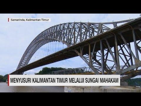 Download Menyusuri Kalimantan Timur Melalui Sungai Mahakam