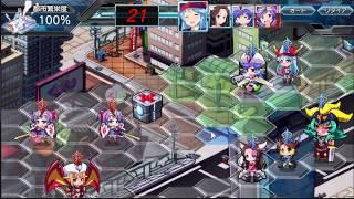 2015-3-28 ロボットガールズZオンライン 5鯖エリア3チーム戦 もふもふ教団 対 フリード星騎士団