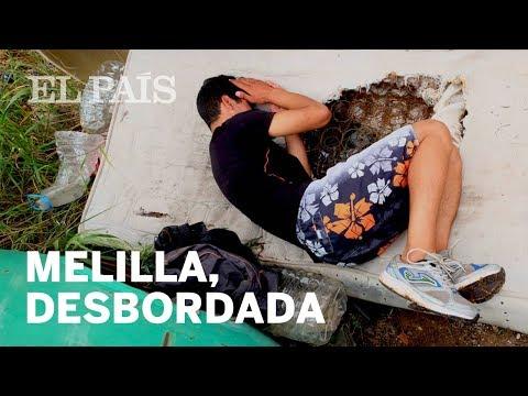 Los niños olvidados de Melilla | Vídeo