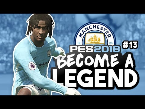 "BECOME A LEGEND! #13|PES 2018! | ""THE HOTTEST STRIKER AROUND?!"""