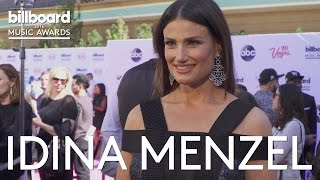 Idina Menzel at Billboard Music Awards 2016 Red Carpet