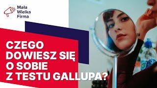 Jak zrobić test Gallupa (StrengthsFinder) po polsku? Co oznaczają jego wyniki? Dominik Juszczyk