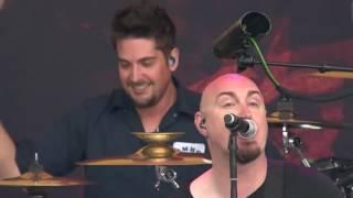 Breaking Benjamin - Angels Fall | Live at Rock Am Ring 2016 ᴴᴰ