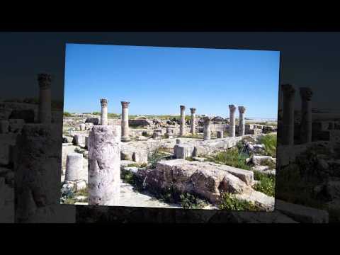 JORDAN AMMAN The Byzantine Church 1080 mp4 HD