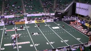 Josh Jones - DB  #5 - Utah Blaze 2012 Arena Football League Highlights