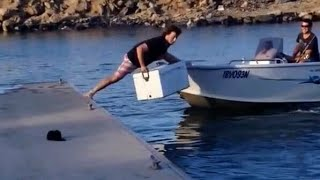 Приколы на рыбалке топ осень 2021