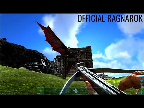 RAG: INDUSTRIAL FORGE and Wyvern Raise in 4 days – Official Ragnarok PVP (E5) – ARK Survival (PvP)