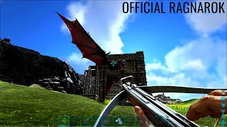 INDUSTRIAL FORGE and Wyvern Raise in 4 days - Official Ragnarok PVP (E5) - ARK Survival