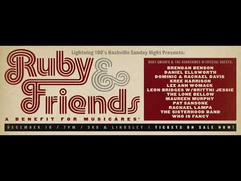 Ruby Amanfu & Friends PART 1 at Nashville Sunday Night on 12/10/2017