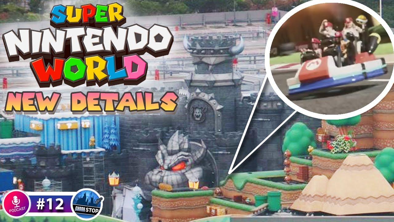 (NEW) Mario Kart Ride Update   Super Nintendo World What to Know