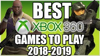 10 Best Xbox 360 Games To Play In 2018 Of All Time - Not Dead Yet