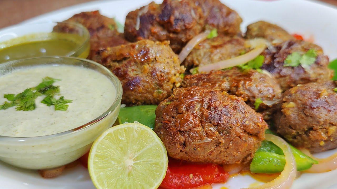 Kabab Aise Ki Khane Walon Ke Munh Se Wahh Nikal Jae | Restaurant Style Kabab Platter | Kabab Recipe