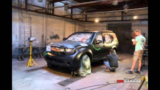 Nissan Pathfinder SHUMAVAN