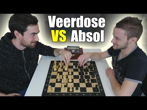 Parties d'échecs avec Veerdose