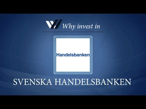 Svenska Handelsbanken - Why invest in 2015