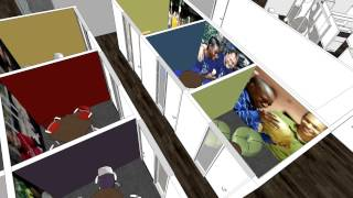 Hks Fly-through Design Video Of Big Brothers Big Sisters (bbbs) Of Orange County