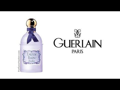 De Fragrance New Guerlain Eau Bain 4RjA5L