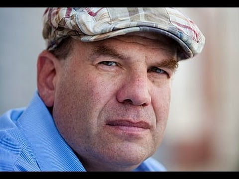 David Simon on Journalism, Economics - Author, Creator of The Wire (2009)
