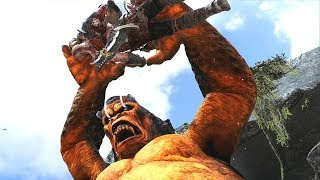 God of War 4 2018 The Fire Of Reginn No Damage Walkthrough Part 55 PS4 PRO