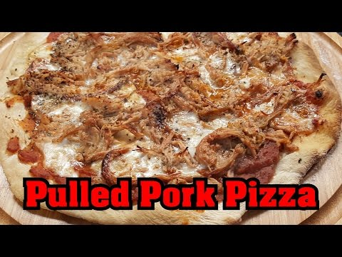 Cobb Gasgrill Pulled Pork : Grill chill pulled pork pizza aus dem sunset bbq tortuga
